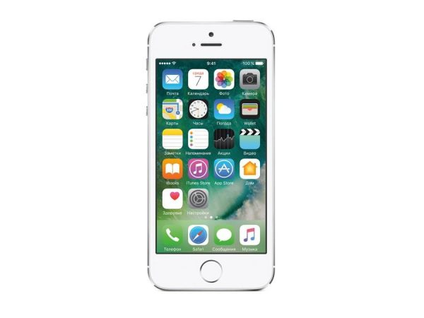 iPhone 5S 16Gb Silver RU/A