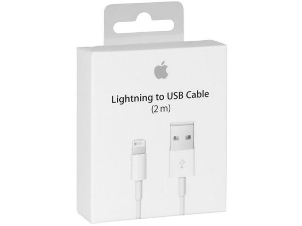 Кабель Apple Lightning to USB Cable (Оригинал)