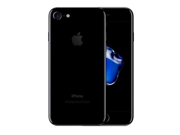 iPhone 7 256Gb Jet Black RU/A