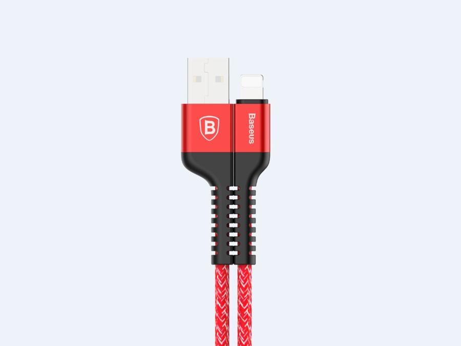 Кабель Lighting Baseus Confidant Anti-Break Cable 2A 1.5M