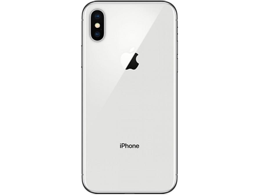 iPhone X 64Gb Silver RU/A