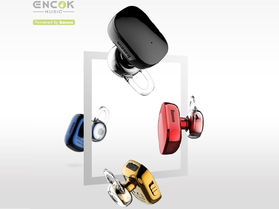 Bluetooth-гарнитура Baseus Encok Mini Wireless Earphone A02