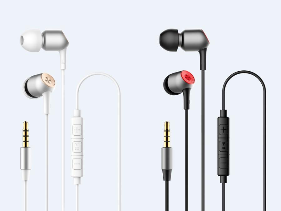 Наушники Baseus Encok Wire Earphone H02