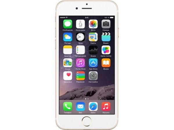 iPhone 6 32Gb Gold RU/A