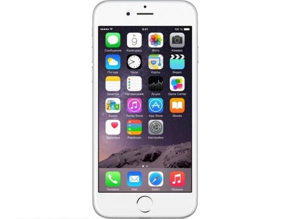 iPhone 6 16Gb Silver RU/A
