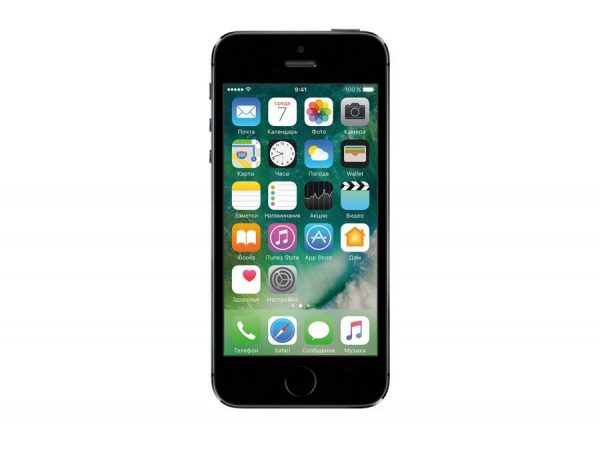 iPhone 5S 16Gb Space Gray RU/A
