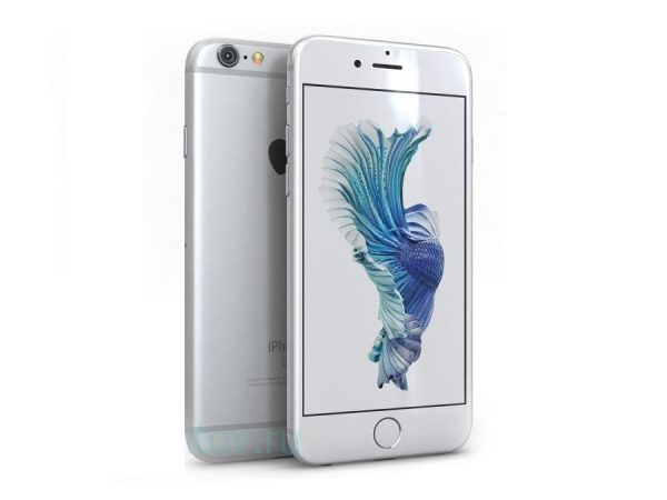 iPhone 6S Plus 64Gb Silver RU/A