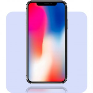 iPhone X 256Gb Space Gray RU/A