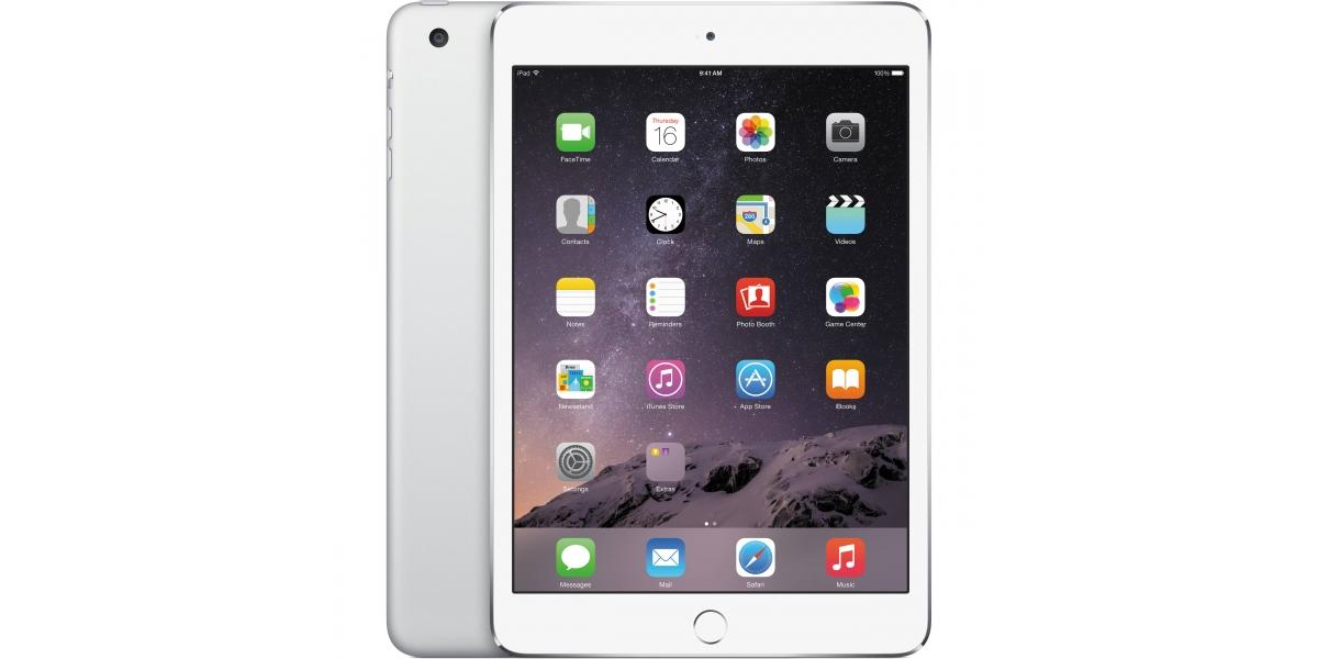 iPad mini 4 128Gb (Wi-Fi) Silver
