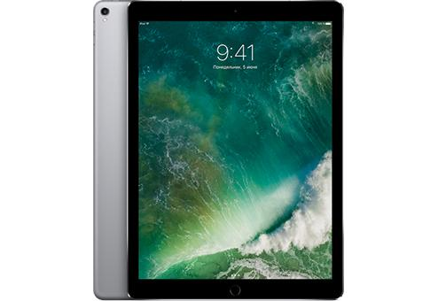 iPad Pro (12.9 дюйма)  256Gb Wi-Fi+LTE Space Gray