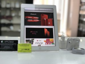 iPad 2 16Gb Silver Wi-Fi (Уцененный)