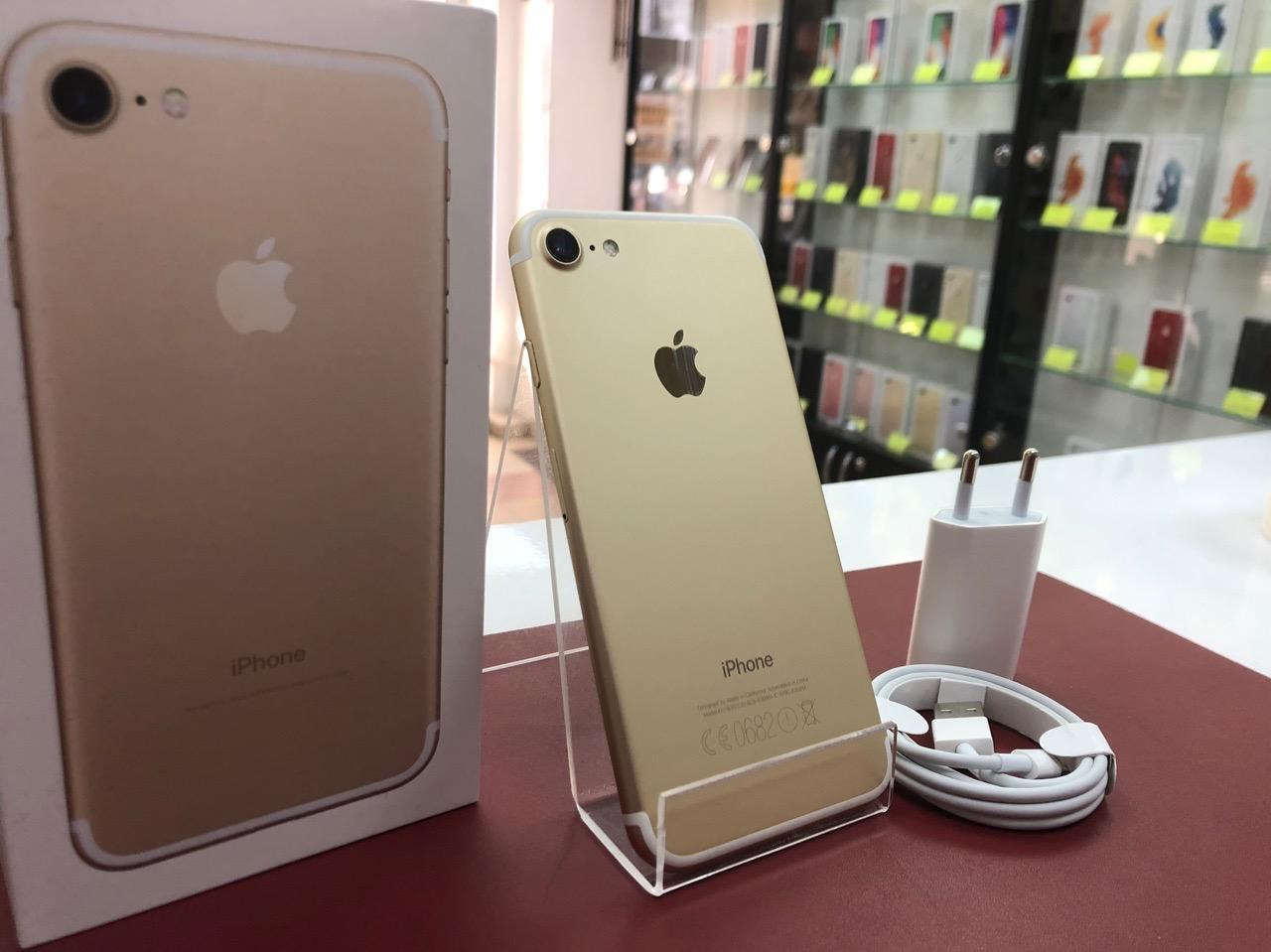 iPhone 7 128Gb Gold Б.У