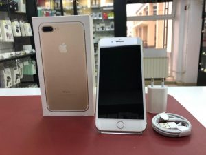 iPhone 7 Plus 256Gb Gold Б/У