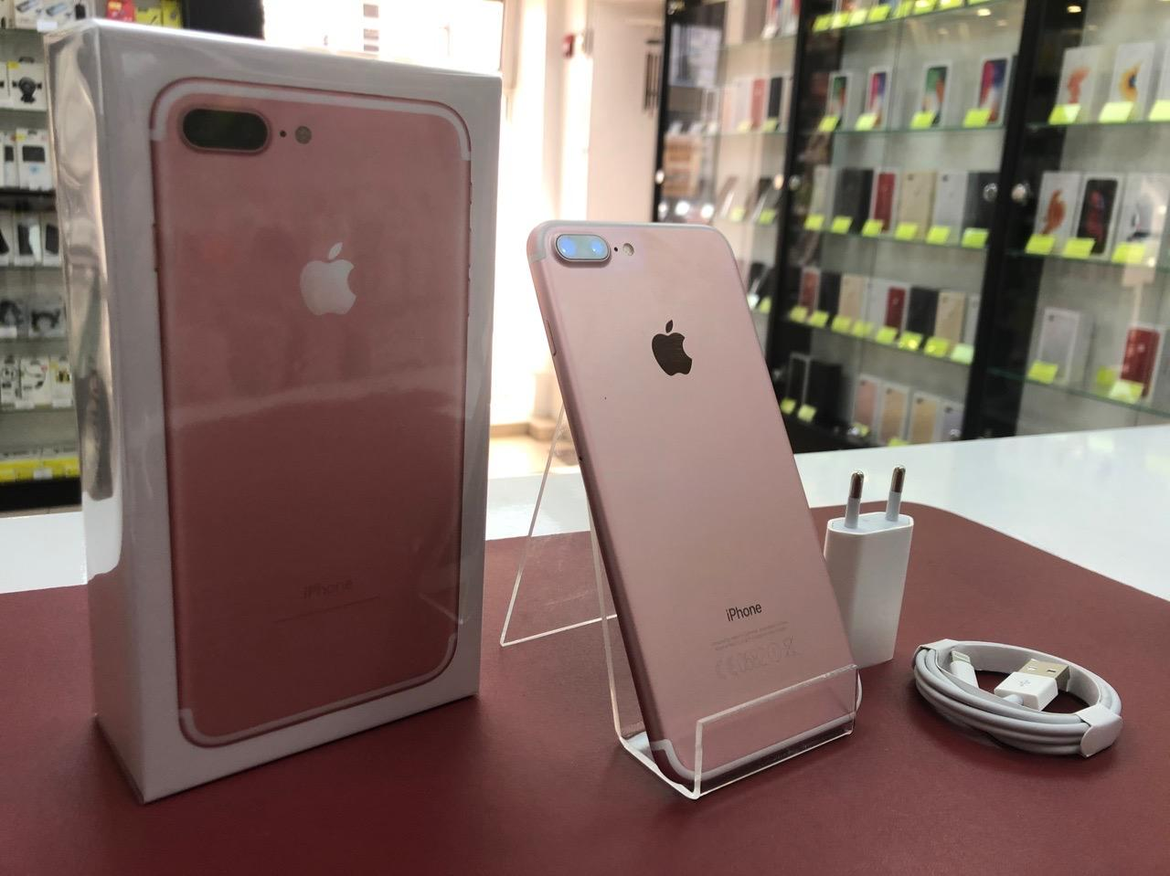 iPhone 7 Plus 256gb  Rose Gold Б/У