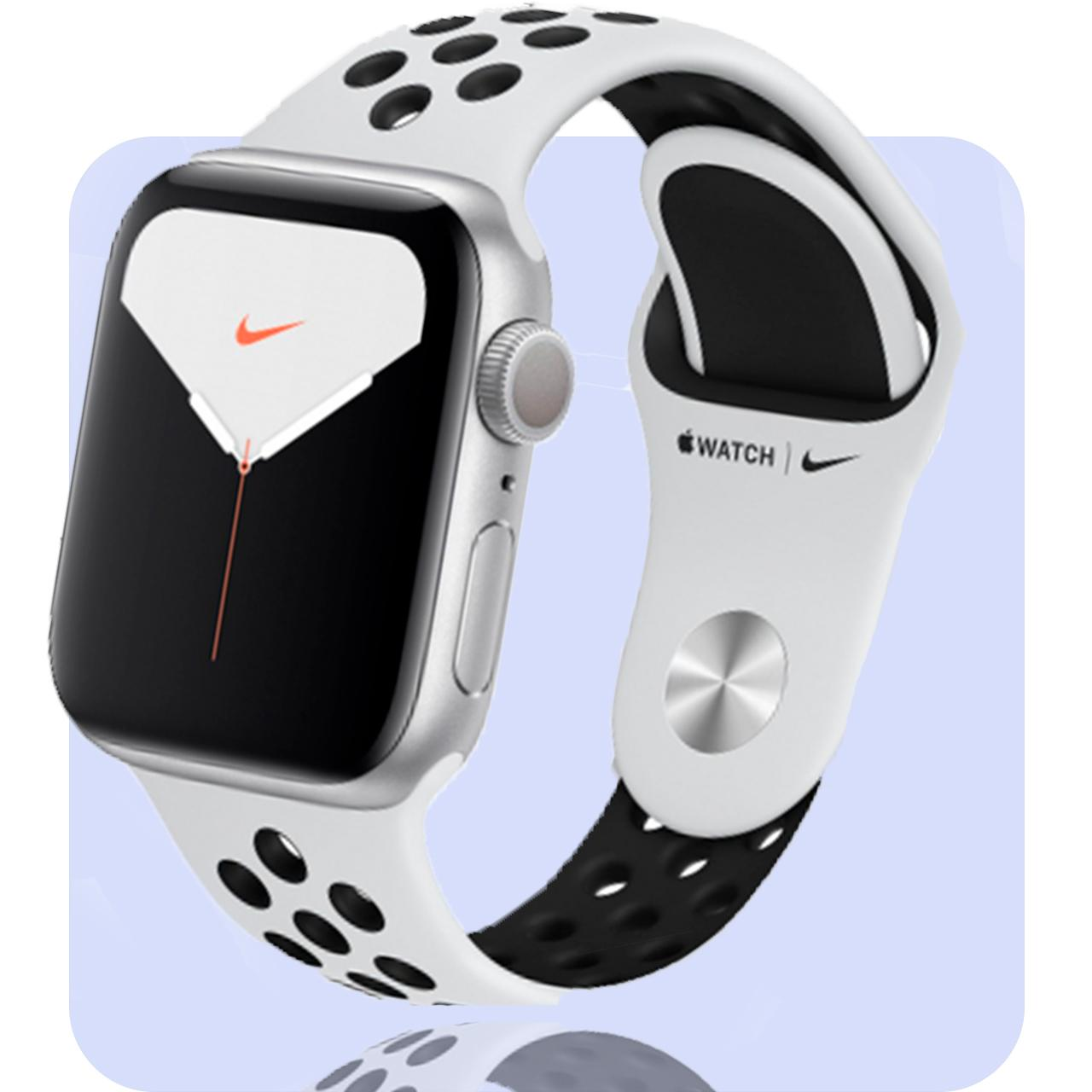 Apple Watch S5 Nike+ 44mm Silver