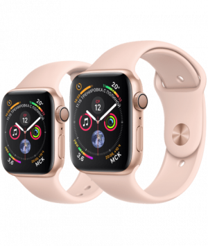 Apple Watch S4 40mm Золотые
