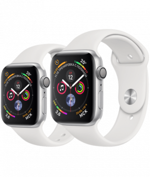 Apple Watch S4 40mm Silver