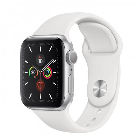 Apple Watch S5 40mm Silver
