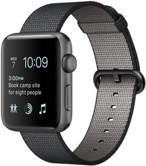 Apple Watch S2 42mm Space Gray (Уцененные)